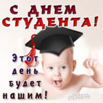День студента открытка веселая
