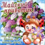 Тебе открытки майский приветик
